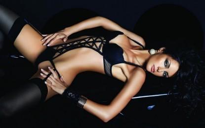Biancheria intima sexy e la tendenza. il trionfo della femminilità