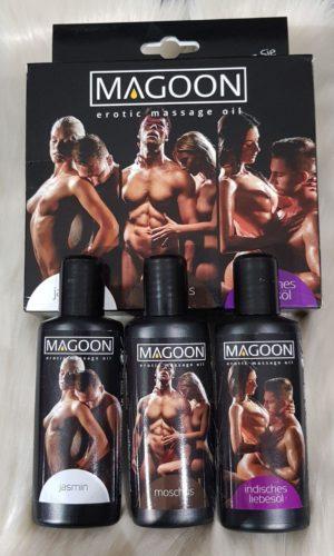 olio massaggio sexy