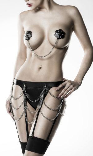 Lingerie intimo abbigliamento sexy sensuale abiti fashion biancheria intima sexy provocante Vanity Island