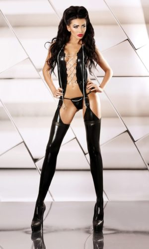 BODYSTOCKING LATEX FEISTY