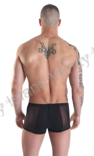 boxer lookme black medio black 1