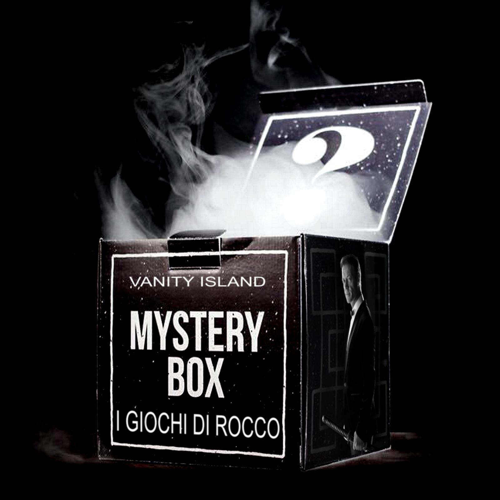 i giochi di rocco mystery box vanity island luxury