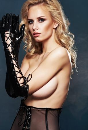 a 0210 sensuali guanti Lilia
