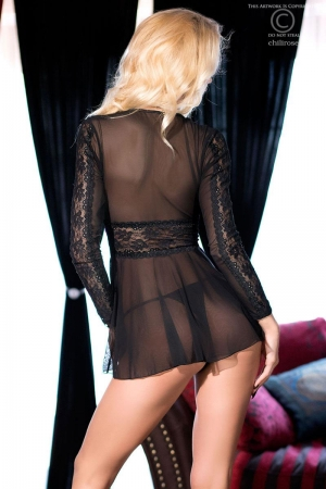 4135-1 sexy chemise DEBORA