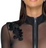 Tuta con ricamo 27305291021 Noir Handmade