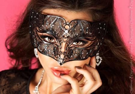 Maschera filigranata Venere