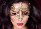 MASCHERA GOLD LUXURY FILIGRANATA