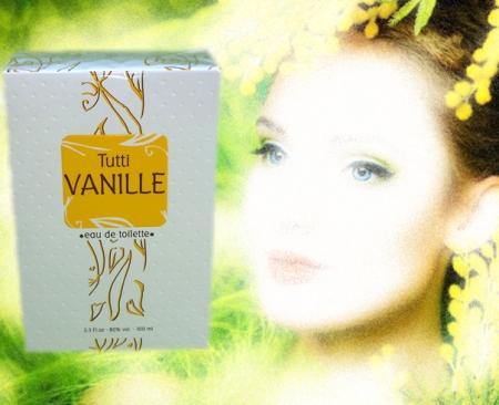 Profumo alla Vaniglia